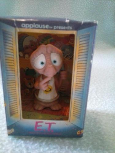 ET Applause 1988 Plastic Figurine  in Box Vintage