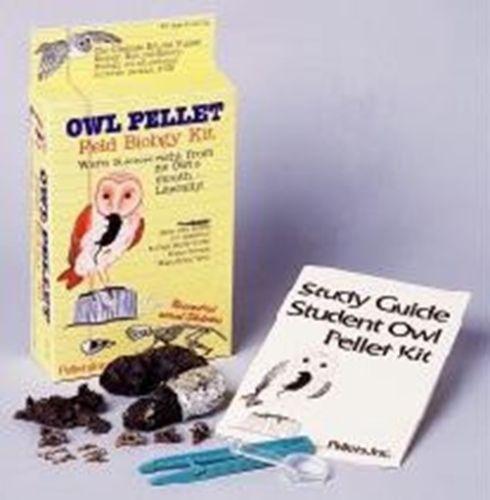 Owl Pellet Field Biology Kit