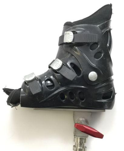 Mizuho OSI 6310-112 Ovation Traction Boot Child X-Large Right