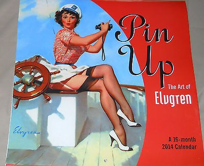 Elvgrin pinup wall Calanders from 2013- 2017 12