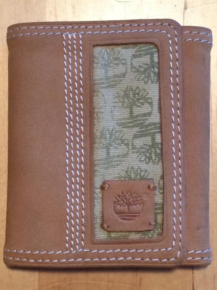 Timberland Tri-Fold Wallet Lightly Used