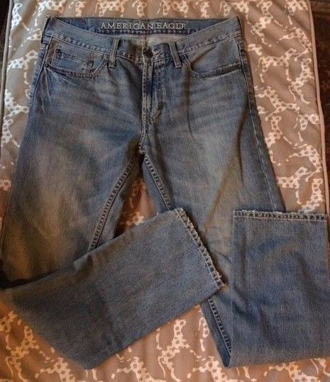 AE American Eagle Jeans 100% Cotton 33 x 32