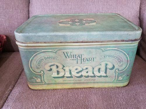wheat heart bread box Read