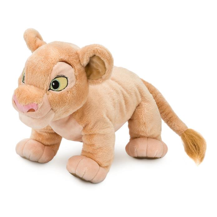 Disney Store Disney Movie The Lion King 11'' Nala Plush Toy