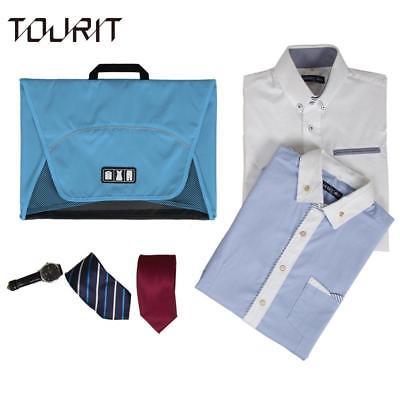 TOURIT 2017 New Travel Garment Folder Bag Business Shirt Packing Organizers Busi