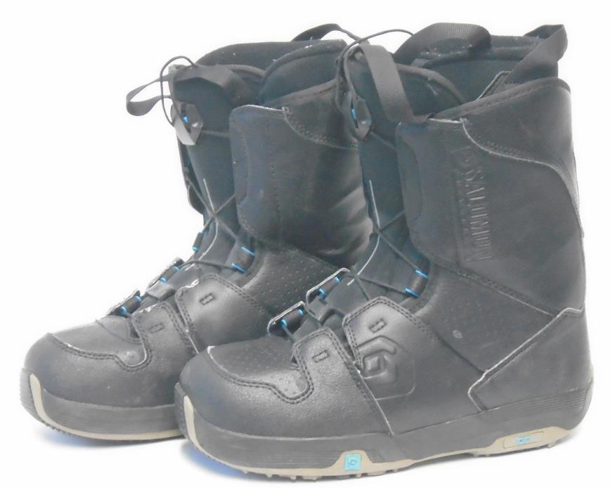 Salomon Kamook Snowboard Boots - Size 5.5 / Mondo 23.5 Used