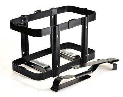 US Heavy Duty Jerry Gas Can Holder For 5 Gallon 20L Bracket Mounting Universal