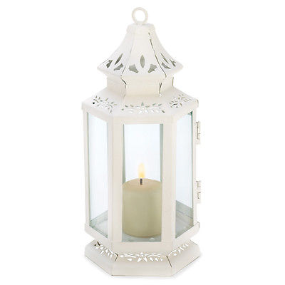 Small Victorian Lantern Great for Weddings Elegant and Stunning Accent Decor New