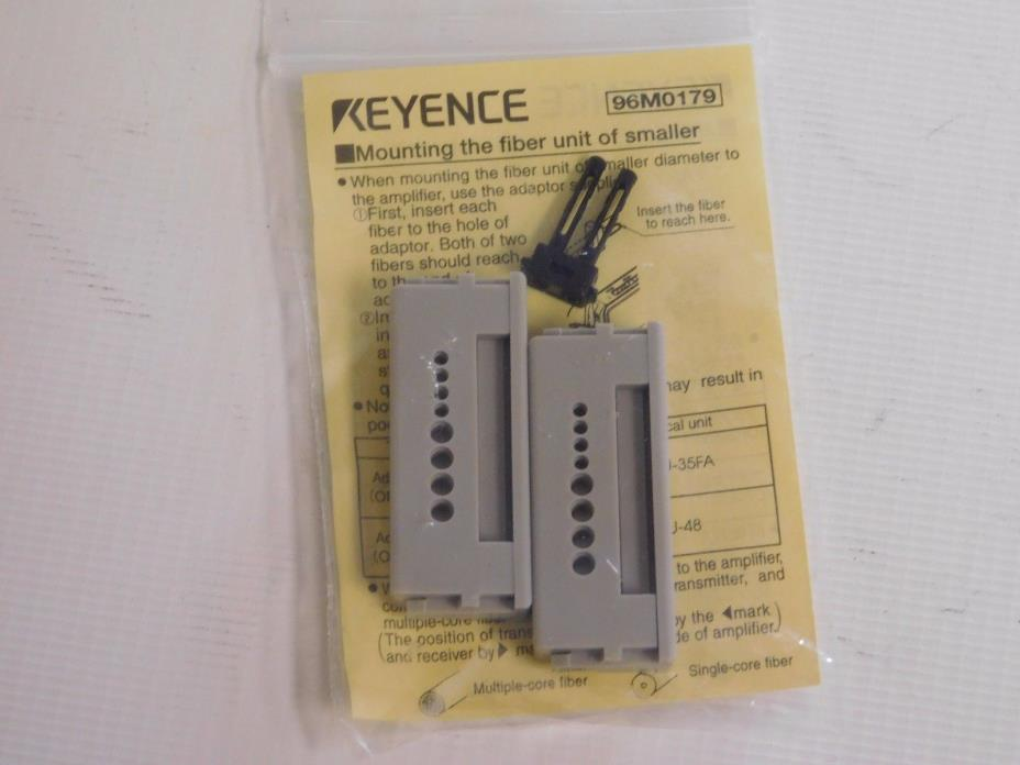 Keyence 96M0179 Industrial Control System Lot of 2