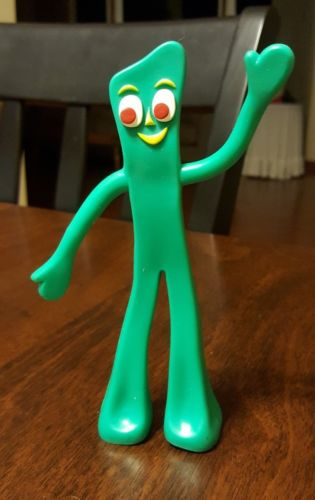 Gumby Bendable Action Figure - NJ Coce