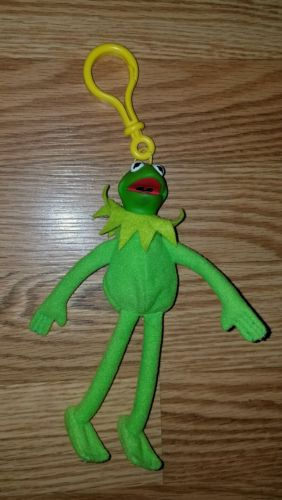 Kermit the Frog Backpack Clip