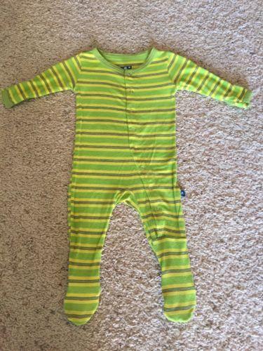 Boys Size 0-3 Kicky Pants One Piece Sleep-play Outfit