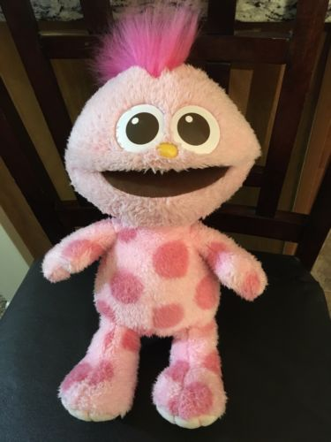 Universal Studios Japan Exclusive Sesame Street Moppy Plush Large 14