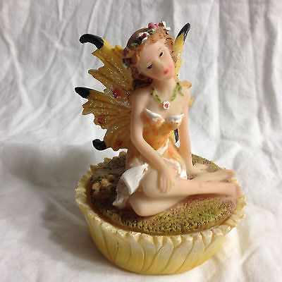 Fairy Trinket Box, Jewelry Holder