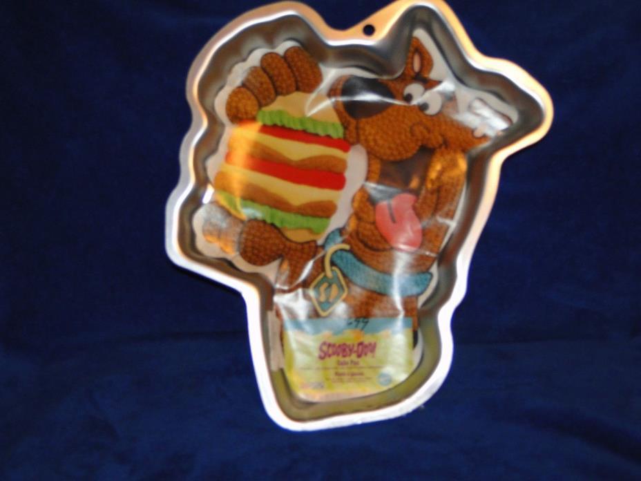New Vintage Wilton Scooby-Doo Cake Pan  stock # 2105-3227