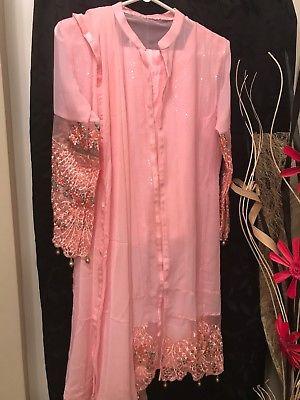 INDIAN/PAKISTANI SALWAR KAMEEZ BOLLYWOOD PARTY ANARKALI DRESS