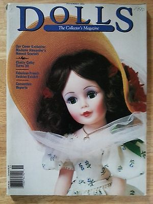 DOLLS The Collector's Magazine   November 1990