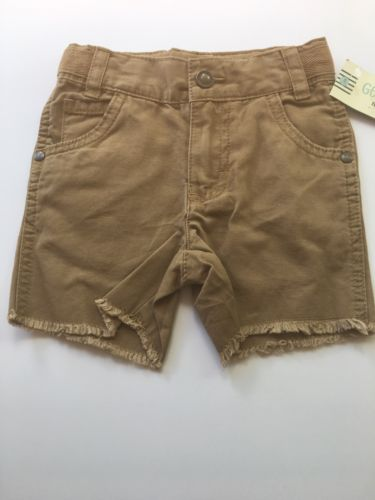 Boys Toddler Corduroy Brown Pant OshKosh, Size 12 Months