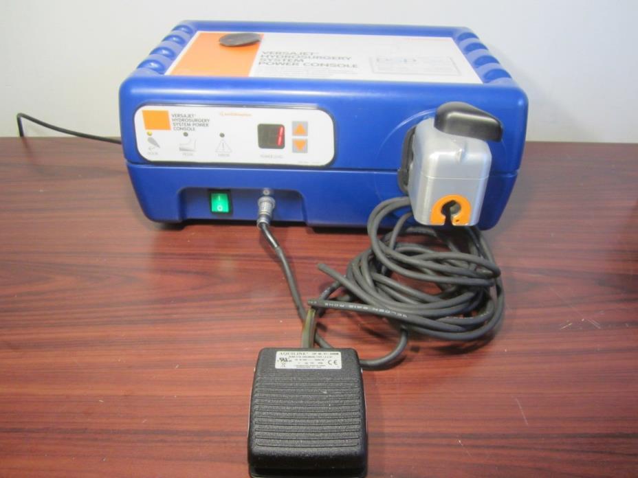 Smith & Nephew Richards 50700 Versajet Hydrosurgery System Power Console Drive