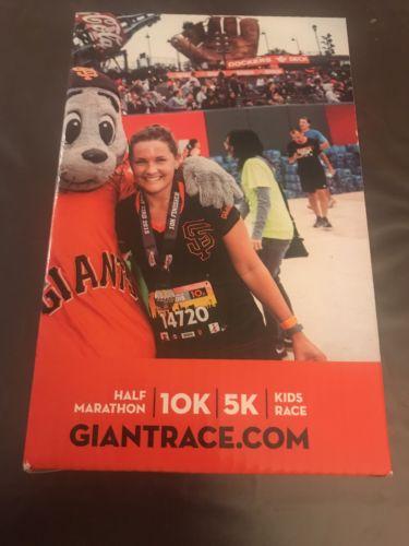San Francisco Giants Madison Bumgarner Bobblehead Giant Race 2017 NIB