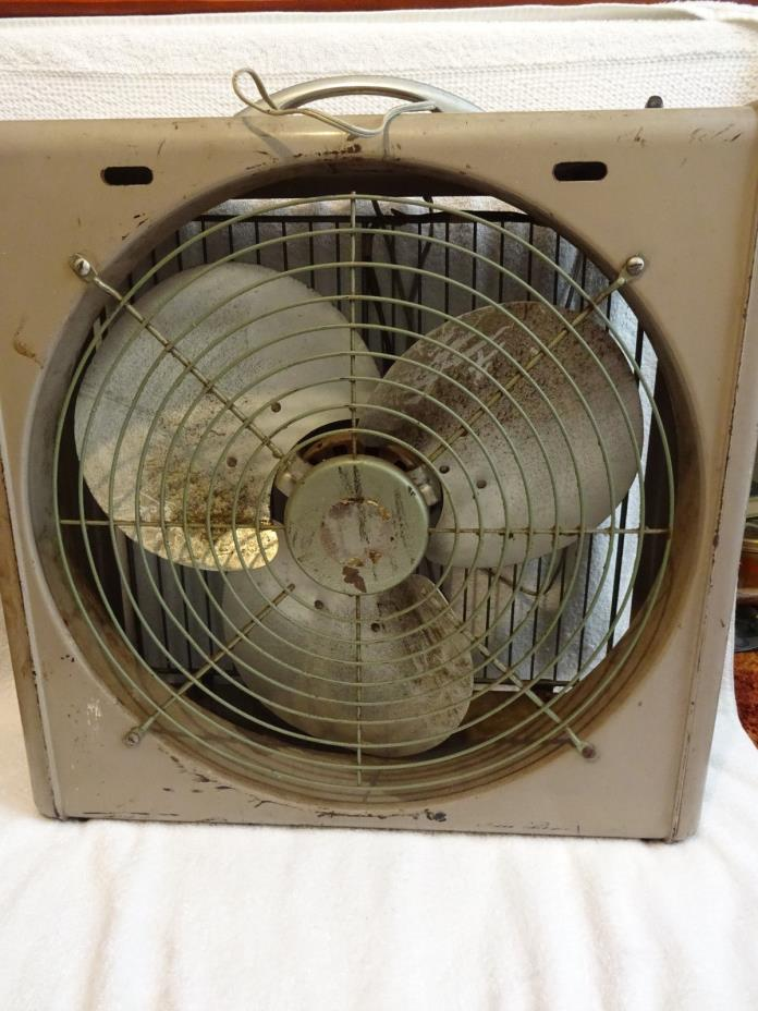Box Fans On Sale : Vintage box fans for sale classifieds
