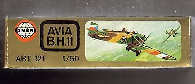 AVIA B.H.11 1/50TH SCALE AIR PLANE KIT