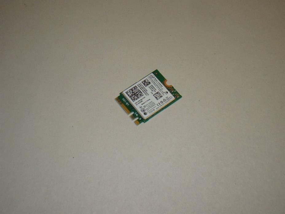 Lenovo Thinkpad E460 Wireless-AC + Bluetooth WiFi Card Adapter 00JT497 3165NGW