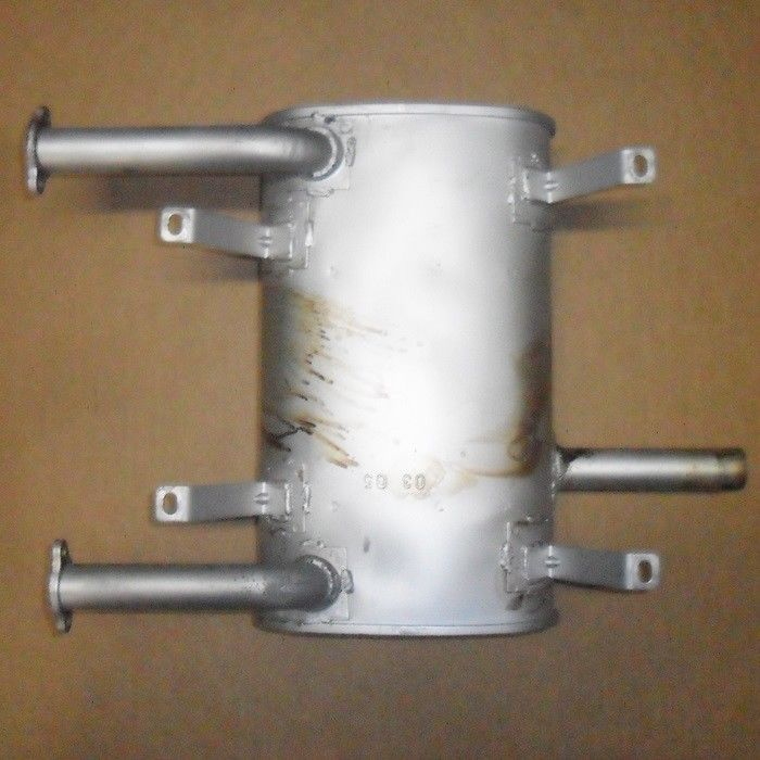 Generac 0D6634 Muffler Used off 12 KW 004456-2