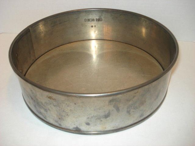 Kreamer Brand Vintage Spring Cake Pan #10,3
