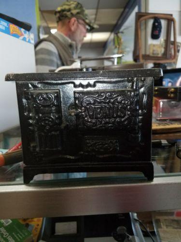 Antique venus Mini Cast Iron Stove
