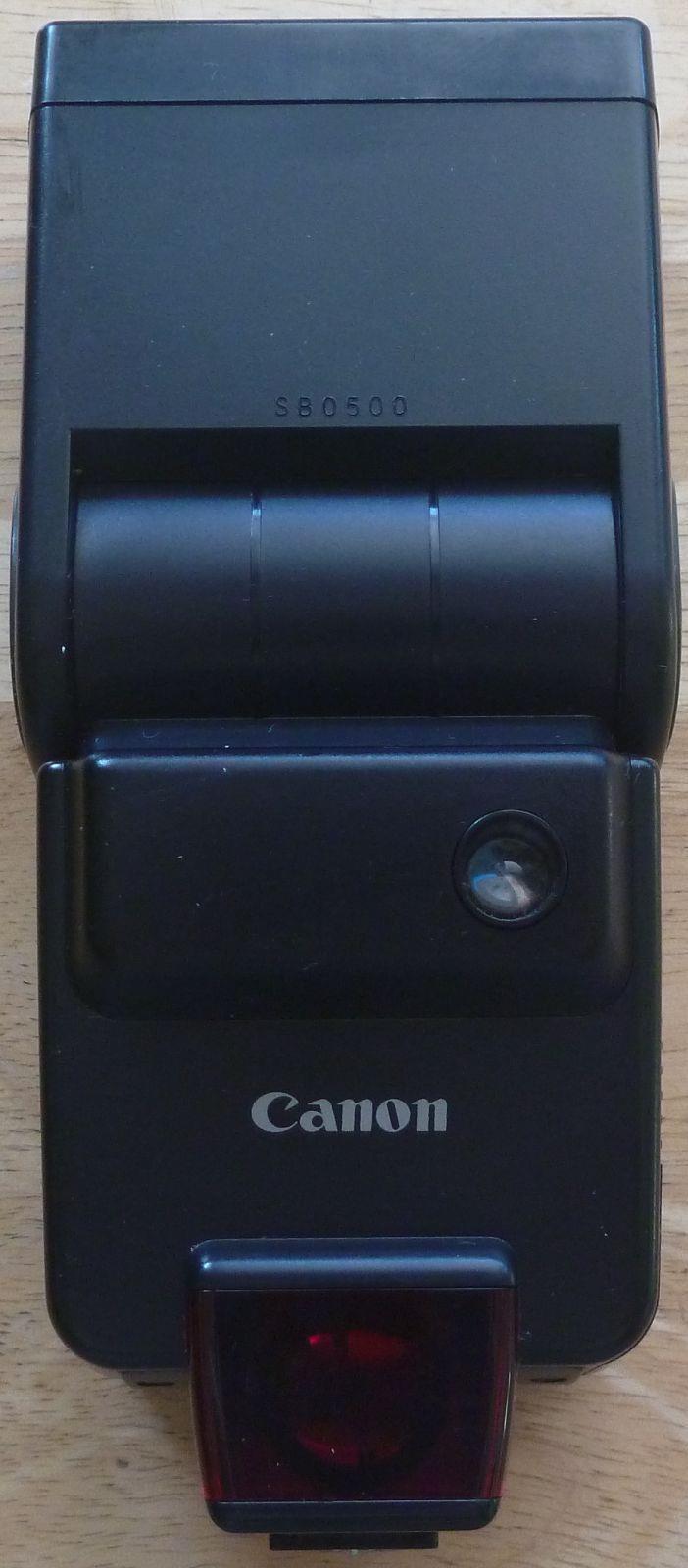 Canon Speedlite 420EZ Shoe Mount Flash for Canon. Tested. Good Condition.