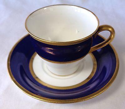 E. Hughes & Co Staffordshire Gorgeous Teacup & Saucer CUP TEA ENGLAND ENGLISH