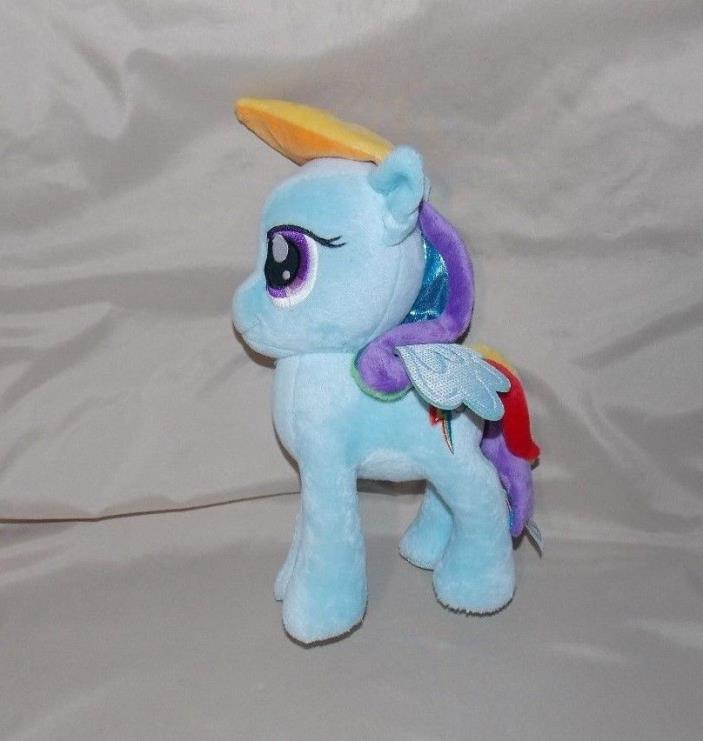 My Little Pony Rainbow Dash Stuffed Plush 10