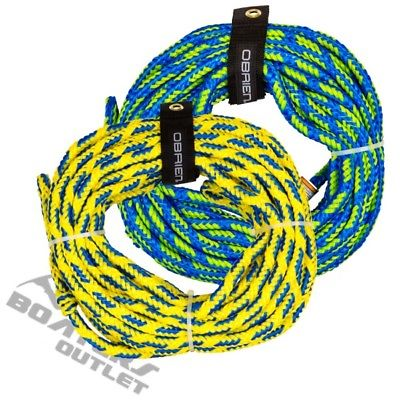 2 Person Floating Tube Rope-(2375 lbs.) (Blu/Grn)