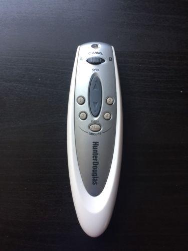 New Hunter Douglas Powerglide Powerrise Powertilt remote control