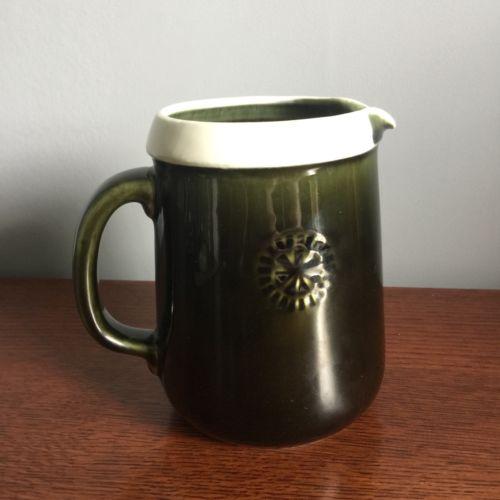 Vardag Pitcher. Mid Century. Scandinavian Pottery