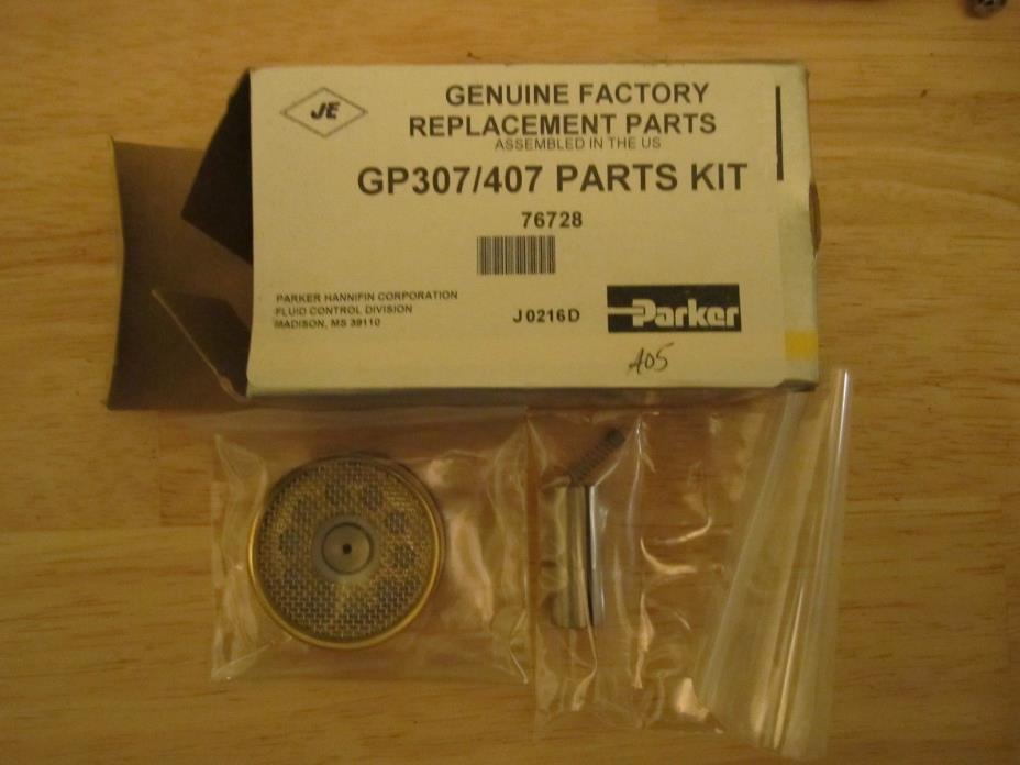 Parker Parts Kit GP307/407 76728