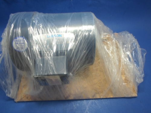 NEW LEESON ELECTRIC MOTOR C6T34FK6D, C6T34FK6D F05B, 3/4 HP, 3 PHASE, NEW IN BOX