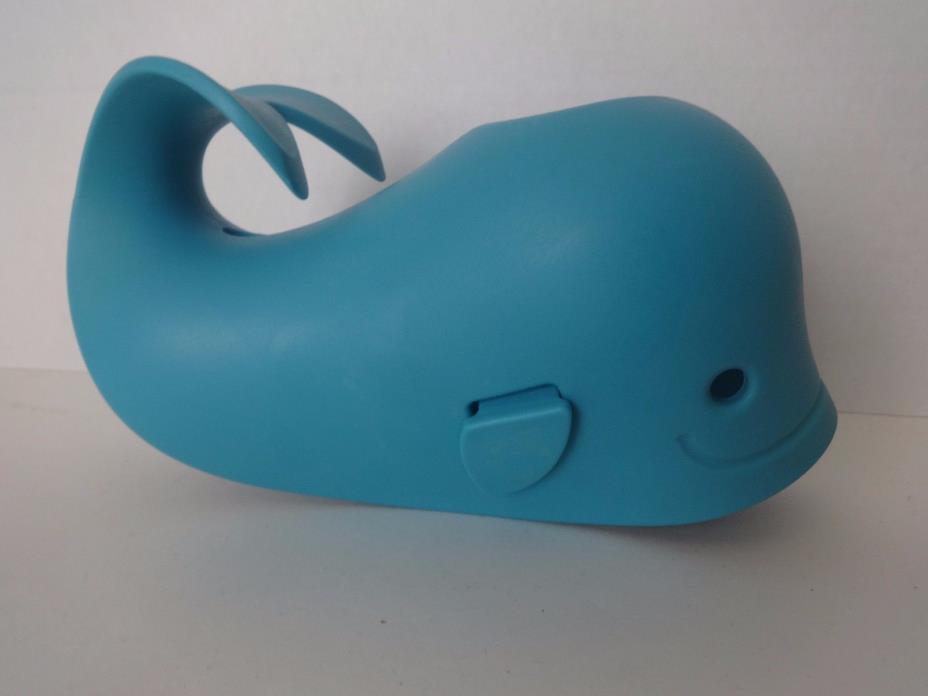 SKIP HOP ~ BLUE WHALE TUB SPOUT COVER