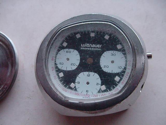 Wittnauer Chronograph Watch Case