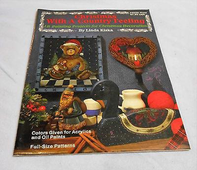 CHRISTMAS WITH A COUNTRY FEELING BY LINDA KISKA