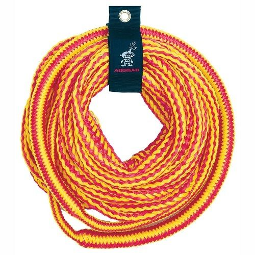 Airhead 50' Bungee 4-Rider Tube Tow Rope - AHTRB-50
