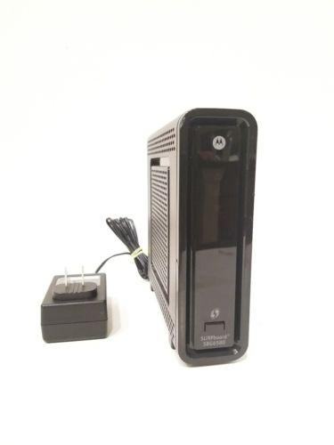 Motorola SBG6580 SURFboard eXtreme Wireless Cable Modem