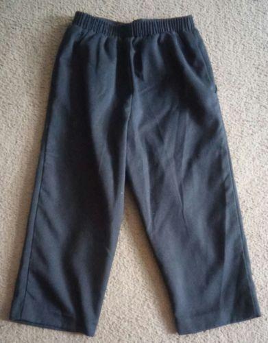 Little boy's black pants size 3t