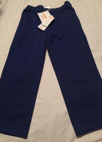 Gymboree Super Dude Boys Size 4T Blue Pants Nwt