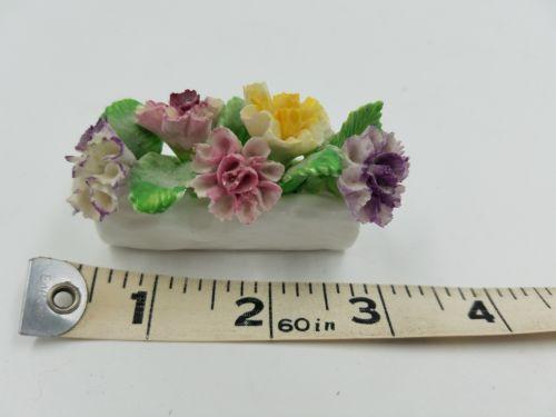 COALPORT PORCELAIN FLOWERS-GORGEOUS bone China made in England