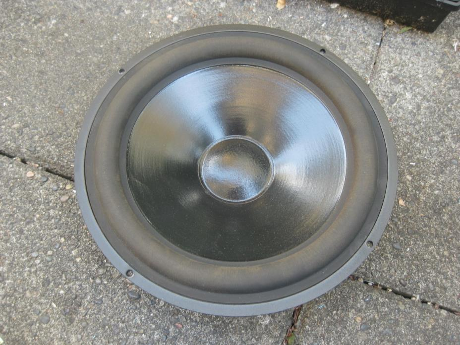 ? 2 Vifa M25WO-49-08 Woofers (Mirage part # 5DR51443) Salvaged from Mirage 650