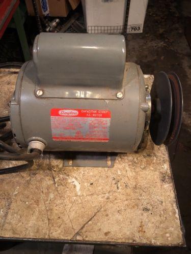 Dayton capacitor Start A.C. Motor 5K432D