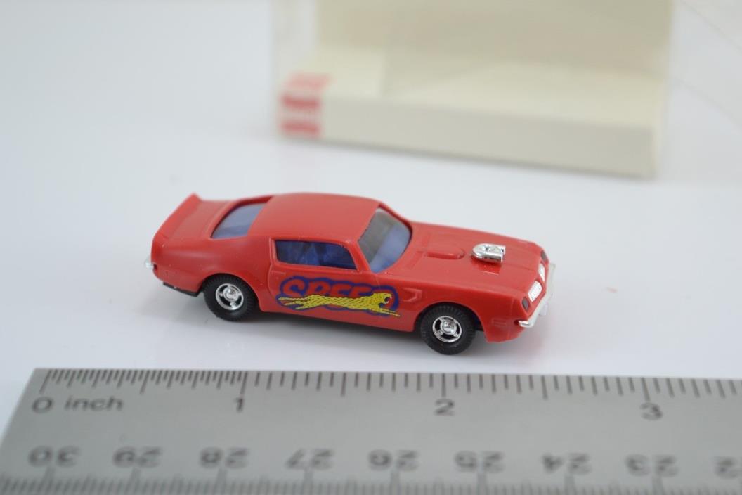 Busch 41706 Pontiac Firebird Crazy Cars 1:87 Scale HO