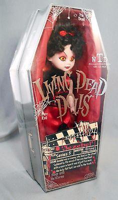 LDD living dead doll series 5 * JEZEBEL * SEALED